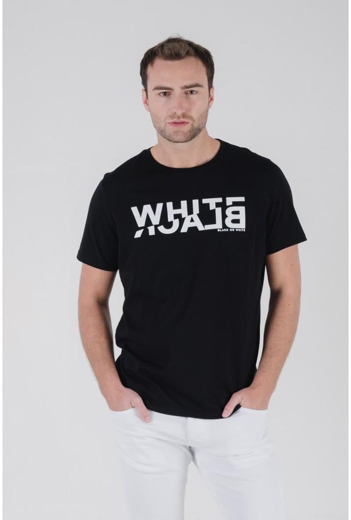 ΜΠΛΟΥΖΑ BLACK OR WHITE